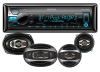 Kenwood KDC-X5000BT & GAS beat-h�gtalare